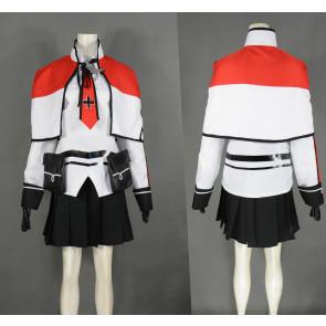 Kantai Collection Graf Zeppelin Cosplay Costume