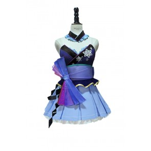 Vocaloid Kimagure Mercy Yowane Haku Cosplay Costume