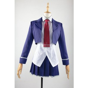 Armed Girl's Machiavellism Nomura Fudo Cosplay Costume