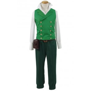 My Hero Academia Izuku Midoriya Deku Uniform Cosplay Costume