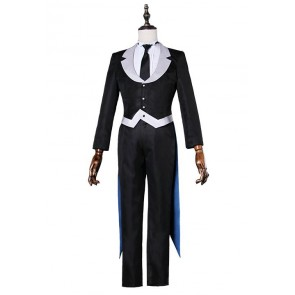 Vocaloid Kaito Cafe Suit Cosplay Costume