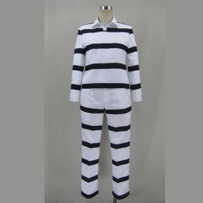 Prison School Kiyoshi Fujino/Takehito Morokuzu Cosplay Costume