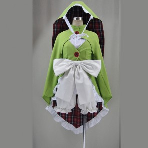 Rokka: Braves of the Six Flowers Chamo Rosso Cosplay Costume