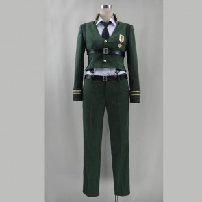 Anti-Magic Academy: The 35th Test Platoon (Tai-Mado Gakuen 35 Shiken Shotai) Takeru Kusanagi Cosplay Costume