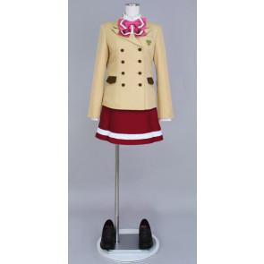 Valvrave the Liberator Shoko Sashinami/Saki Rukino Cosplay Costume