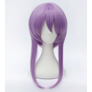 Purple 30cm Seraph of the End Owari no Serafu Shinoa Hiragi Cosplay Wig