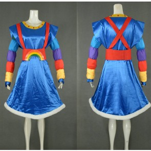 Rainbow Brite Rainbow Girl Cosplay Costume