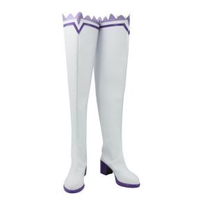 Re:Zero Emilia Cosplay Boots