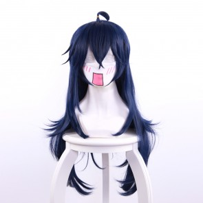 Blue 80cm And You Thought There Is Never a Girl Online? Ako Tamaki Cosplay Wig