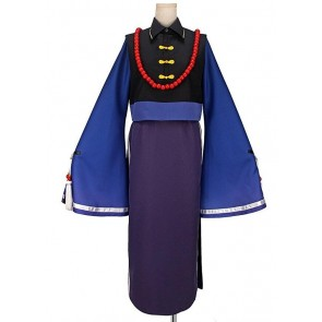 Tsukiuta. The Animation Haru Yayoi Cosplay Costume
