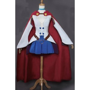 Little Witch Academia Chariot du Nord Cosplay Costume