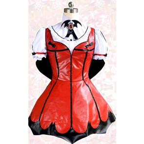 The Idolmaster 2: Kyun! Vampire Girl Takane Outfit Cosplay Costume
