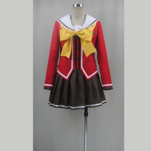 Charlotte Nao Tomori/Yusa Nishimori Hoshinoumi Academy School Uniform Cosplay Costume