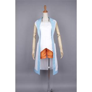 Mondaiji Yo Kasukabe  Cosplay Costume
