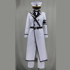 Aoharu x Machinegun Takatora Fujimoto Cosplay Costume