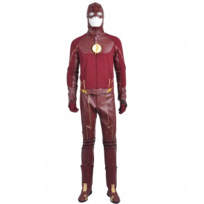 The Flash Season 2 Cosplay Costume