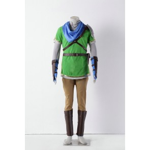 The Legend of Zelda: Hyrule Warriors Link Cosplay Costume