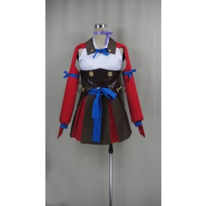 Kabaneri of the Iron Fortress Mumei Cosplay Costume