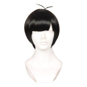 Black 32cm Osomatsu-kun Karamatsu Matsuno Ichimatsu Matsuno Cosplay Wig