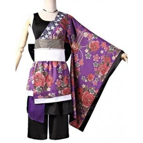Gokuraku Jodo Miume Cosplay Costume
