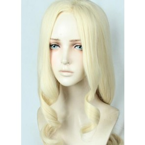 Gold 80cm My Hero Academia Mt. Lady Cosplay Wig