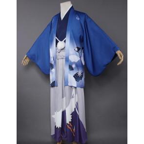 Bungo Stray Dogs Osamu Dazai Kimono Cosplay Costume