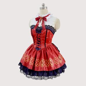 The Idolmaster Cinderella Girls: Starlight Stage Ichinose Shiki Cosplay Costume