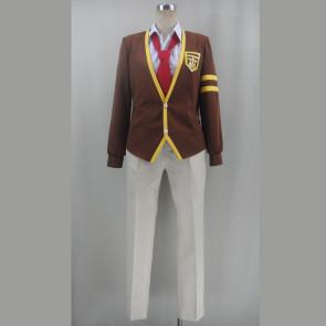 Jitsu wa Watashi wa (Actually, I Am) Asahi Kuromine Cosplay Costume