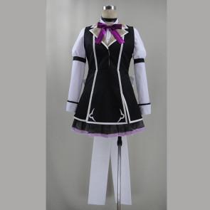 Chivalry of a Failed Knight Rakudai Kishi no Kyabarurii Stella Vermillion Cosplay Costume