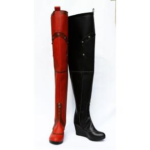 Batman Harley Quinn BootsCosplay Boots