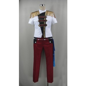 Tsukiuta. The Animation Theme Song CD Yoru Nagatsuki Cosplay Costume