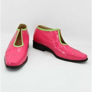 JoJo'S Bizarre Adventure Part 5 Vento Aureo Pannacotta Fugo Cosplay Shoes