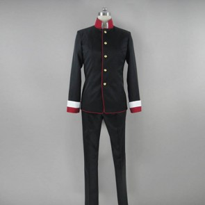 The Royal Tutor Oshitsu Kyoshi Haine Bruno von Glanzreich Cosplay Costume