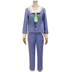 A3! Summer Sakisaka Muku School Uniform Cosplay Costume