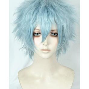Blue 30cm My Hero Academia Tomura Shigaraki Cosplay Wig