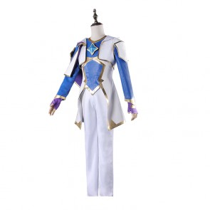 League of Legends Star Guardian Ezreal Cosplay Costume Version 2