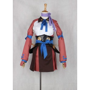 Kabaneri of the Iron Fortress Mumei Cosplay Costume - Version 2