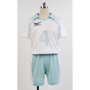 Haikyuu!! Hajime Iwaizumi Aoba Jousai High School Sports Uniform Cosplay Costume
