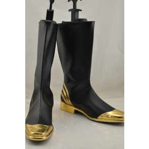 Touken Ranbu Nakigitsune Cosplay Boots