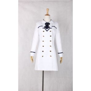 Snow White with the Red Hair Akagami no Shirayukihime Shirayuki Coat Cosplay Costume