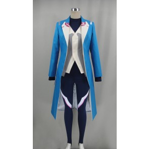 Pokemon Go Team Mystic Blanche Cosplay Costume