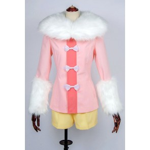 Danganronpa 3: The End of Hope's Peak High School Future Arc Ruruka Ando Cosplay Costume