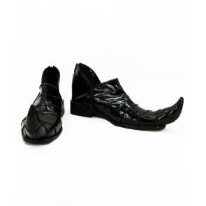 JoJo'S Bizarre Adventure Dio Brando Black Cosplay Shoes