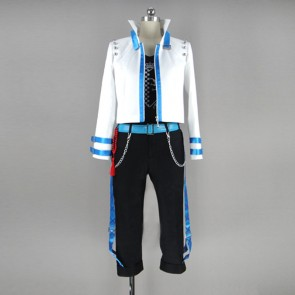 Shironeko Project Shiro Neko White Cat Project Zack Cosplay Costume