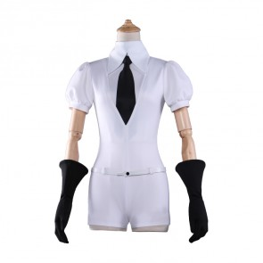 Land of the Lustrous Antarcticite White Suit Cosplay Costume