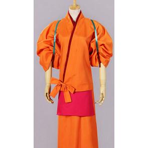 Hanasaku Iroha Ohana Matsumae Cosplay Costume