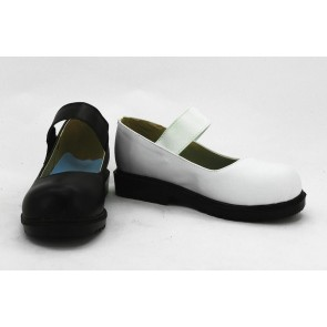 Danganronpa Monokuma Human Cosplay Shoes