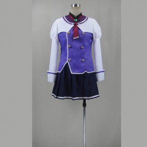 Sky Wizards Academy Misora Whitale Cosplay Costume