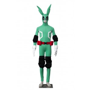 Boku no Hero Academia (My Hero Academia) Midoriya Izuku Deku Battle Suit Cosplay Costume