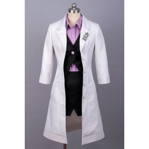 Danganronpa 3: The End of Hope's Peak High School Future Arc Chisa Yukizome Cosplay Costume